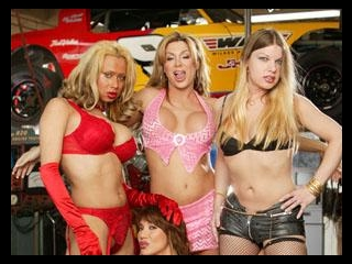 Transsexual Gang Bangers #10