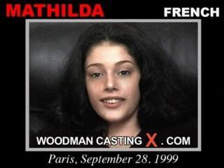 Mathilda casting