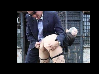 Pantyhose Abuse