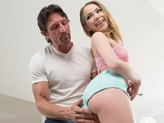 Angel Smalls Shows How Petite Girls Love Big Dick