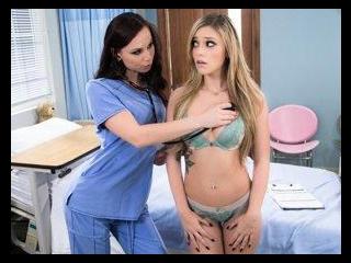 School Nurse Check-Up