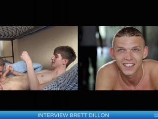 Backstage with Brett Dillon