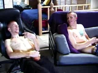 Shane and Tristian Jerk Off