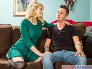 My Sister\'s Hot Friend - Alli Rae & Ike Diezel