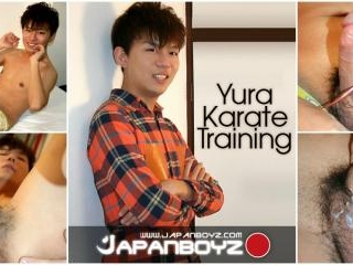 Yura Karate Training