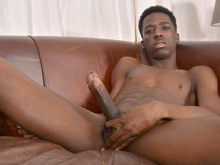18 Year Old Kai & His 9 Inch Uncut One - Kai Riley