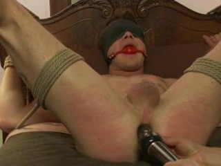 Trent Diesel\'s Orgasmic Adventure - Kink Men