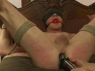 Trent Diesel\'s Orgasmic Adventure - Kink Men