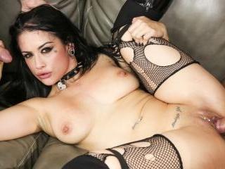 Katrina Jade - Cum On My Tattoo