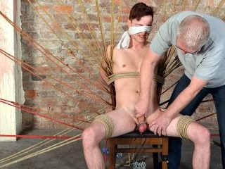 Ball-Tugging Cum-Draining! - Jonah Opry And Sebast