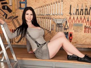 Tool Time Girl