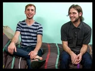 Jake Nelson & Duncan Black - Backstage