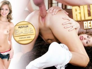 Hustler\'s Amateur Action #4 - Riley Reid