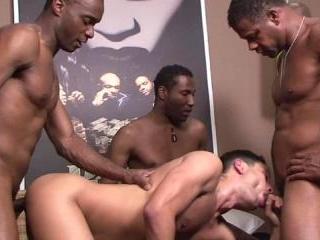 Cuba Santos, JD Daniels, Aron Ridge, Justin Blayde