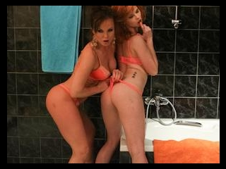 BTS-Bathroom Fun With Tarra