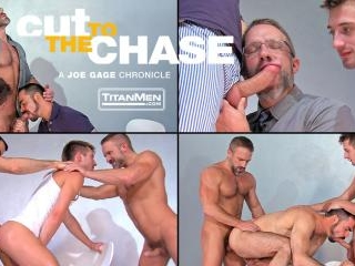 Cut to the Chase: Scene 3: Dirk Caber, J.D. Phoeni