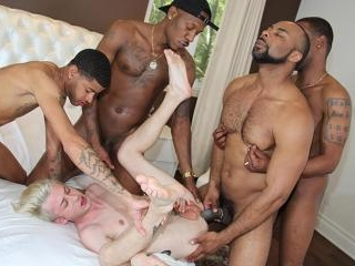 Blacks On Boys - Skylar Starr