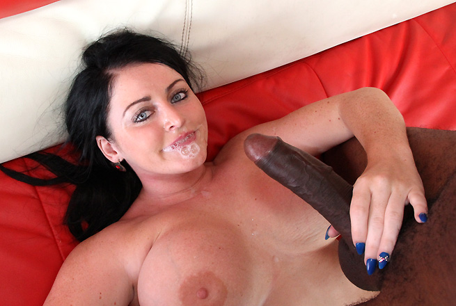 Big Tit Babe Sophie Bangs The Monster Cock