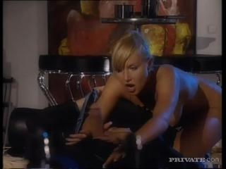 Sandra Iron in This blonde loves to fuck