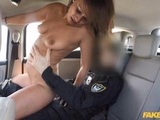Cops Cum Makes Her Late