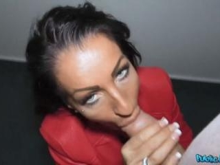 Genuine MILF Fucks For Cash