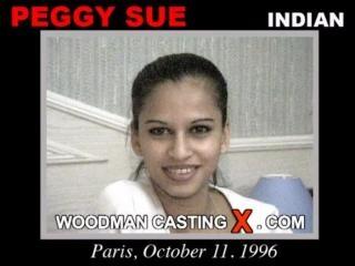 Peggy Sue casting