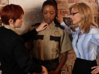 Nina Hartley, Lily Cade and Lotus Lain in Lotus La