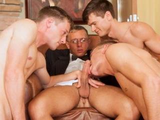BROTHERHOOD Scene 4