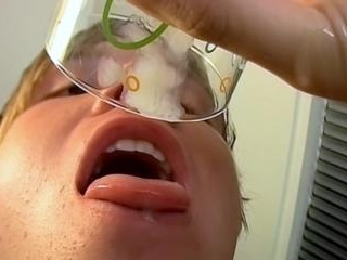 Hot Twink Boy Enjoys His Cum - Colby Bonds