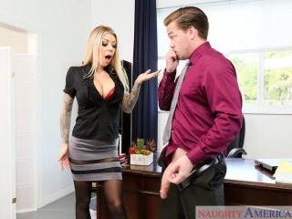 Naughty Office - Karma Rx & Kyle Mason