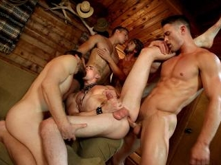 Scared Stiff: Scene 4 - KILLER ORGY - NakedSword O