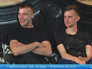 Untouched Interview: Joe Adams and Stephan Black