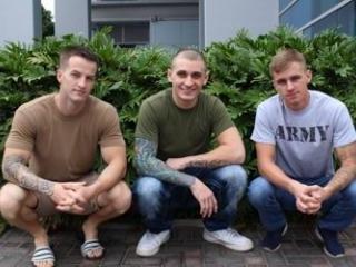Alex, Quentin Gainz & Ryan Jordan