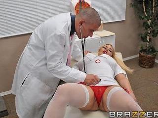 Crushing on Dr. Blue