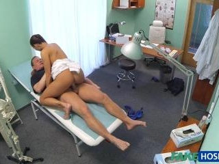 Doing Miracles To Patient's Dick!