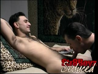 Paulie Wants His Cock Sucked