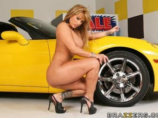 Dirty Car Sales-Woman