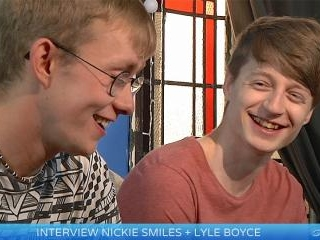 UNTOUCHED Interview: Nickie Smiles and Lyle Boyce