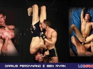 Darius Ferdynan, Benjamin Ryan