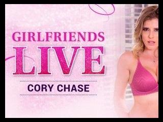 Girlfriends Live - Cory Chase