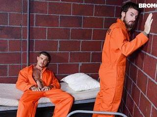Barebacked In Prison Part 3 - TRAILER-Sebastian Yo