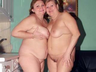 hunky Mature Anna and Yolanda Lesbian Movie