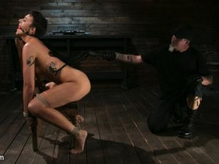 Pain Slut Lilith Luxe Cums Relentlessly from Torme