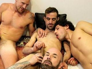 Leo, Jonny, Randy & Jaxon