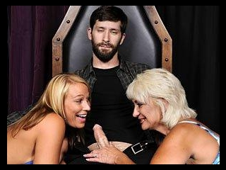 Mothers Teaching Daughters How To Suck Cock #03