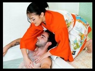 Asian Bath Fantasy