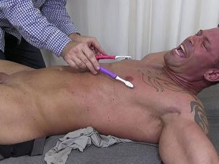 Naked Joey\'s Mind-Control & Tickling - Joey