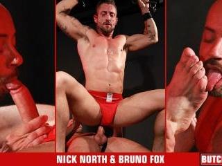 Bruno Fox, Nick North