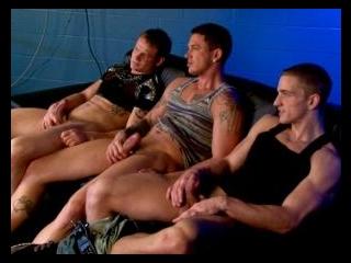 On The Set - Marcus Mojo, Trent Diesel & Sebastian