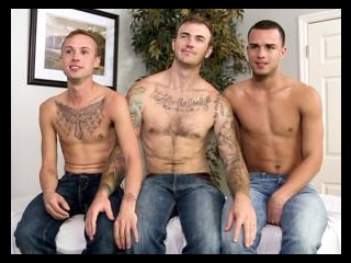 Christian Wilde, Sean Christopher & Javier Cruz -